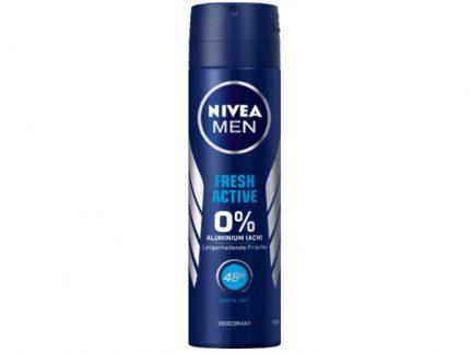 Nivea Deospray 150 ml Men Fresh Active, langanhaltende Frische