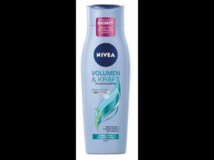 Nivea Shampoo 250 ml Volumen Kraft & Pflege