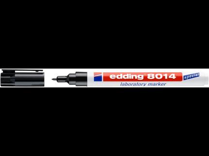 edding Labor Marker 8014 schwarz Rundspitze 1mm