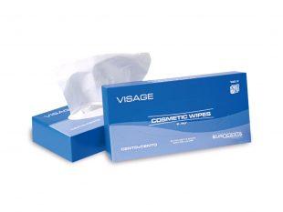 Kosmetiktücher Tissue weiss 2-lagig 100% Zellstoff, Blattgrösse 21 x 20.7 cm