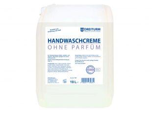 Seifencreme Neutral, hautmilde Hand- Handwaschcreme, alkalifrei