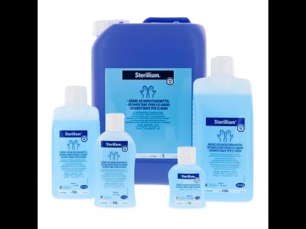 Händedesinfektionsmittel Sterillium hautverträglich und rückfettend