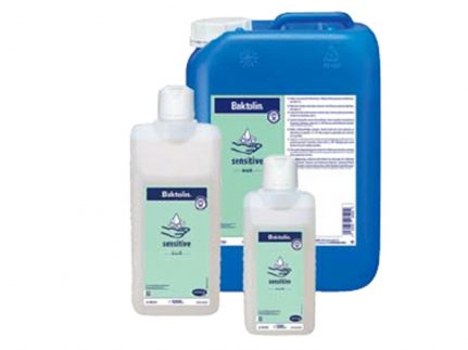 Baktolin, milde, parfüm- und farbstoff- freie Waschlotion