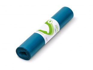 Tapira pur Abfallsäcke LDPE 70 lt, 57.5 x 100 cm, 29 my, blau