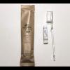 Welcome Zahnpflegeset Zahnbürste transparent, mit