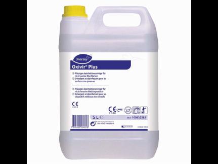 Desinfektionsreiniger Diversey DI Oxivir Plus, 2 x 5L Kanister