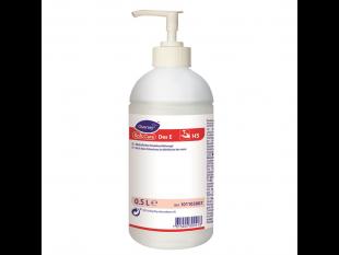 Händedesinfektionsgel Soft Care Des E Flasche à 500 ml mit Pumpe