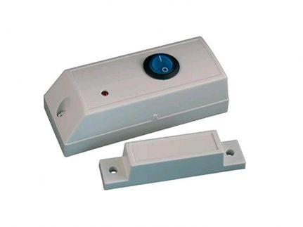 Drahtloser Magnetkontakt Kabelloser Türbewegungsdetektor