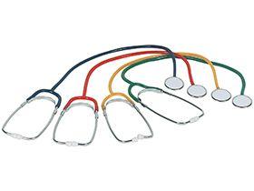 Flachkopf-Stethoskop