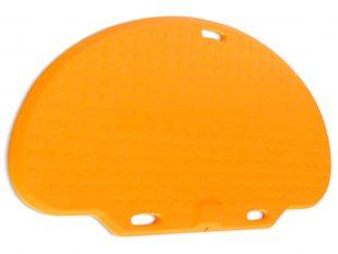 Bodenüberwachungs- Kontaktmatte, drahtlos, 1100 x 700 mm