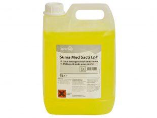 Suma Med Sacti LpH, saurer Reiniger für Urinalflaschen und Steckbecken 2 x 5 L