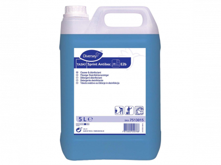 TASKI Sprint Antibac E2b flüssiger Desinfektionsreiniger