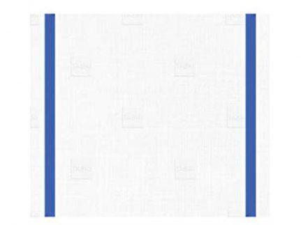 Taskisum Einweg-Microfasertuch, 41.6x33.8cm, blau