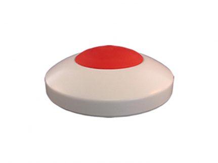 DAZA Tischglocke rund, drahtlos Panikknopf zum Drücken
