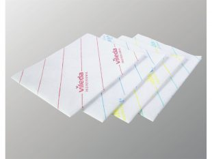 MicroOne gelb, 34x27 cm Einweg-Microfasertuch