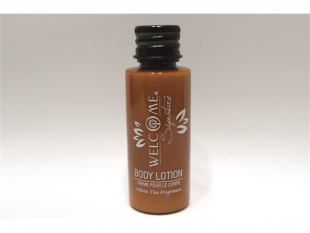 Welcome Body Lotion, Körper Lotion, 30ml