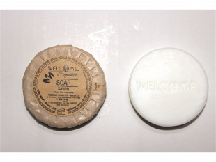 Welcome Soap, Seife, 15 g