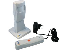 Basis Optiscan-Set DAZA, Sturzprophylaxe beinhaltet Optiscan m. Empfänger u. Ein-