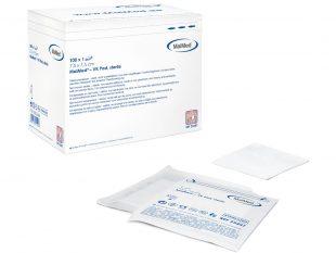 Vlies-Saugkompressen MaiMed beschichtet steril