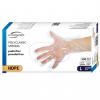 HDPE-Handschuhe Polyclassic strong, L aus HDPE, geprägt