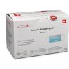 Mundschutz, Supersoft, Typ II R, blau, 3-lagig, einzeln verpackt, allergiefrei