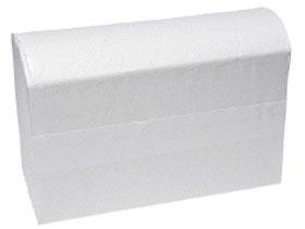 Falthandtücher Superior, TAD/Tissue hochweiss, 2-lagig, Z-Falz, 20.3 x 24 cm