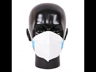 Atemschutzmaske FFP 3, weiss,ohne Ventil EN149:2001 + A1:2009, mit CE-Zeichen