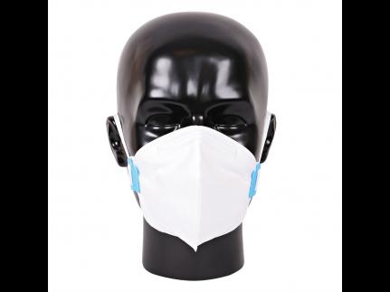 Atemschutzmaske FFP3, weiss,ohne Ventil EN149:2001 + A1:2009, mit CE-Zeichen