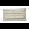 """Mundschutzmasken 3-lagig, """"Sand"""", mit weissen Gummibänder,Typ IIR, PP-Vlies,"""