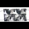 """Mundschutzmasken 3-lagig, """"Militär"""", weisse Gummibänder,Typ IIR, PP-Vlies,"""