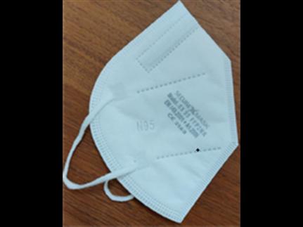 Atemschutzmaske FFP2 ohne Ventil, weiss, EN149:2001+A1:2009