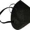 Atemschutzmaske FFP2 schwarz, EN149:2001+A1:2009, ohne Ventil