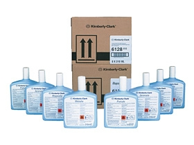 Duftflasche KimberlyClark 310mlRhapsodie (Zitronen) für Lufterfrischungssysteme