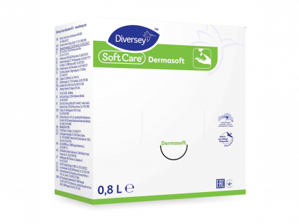 Hautpflegecrème TASKI Soft Care Dermasoft H9, 6 x 800 ml Flasche