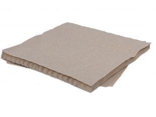 Zellstoffwatte, 40 x 60 cm, ungebleicht, gebrauchsfertig und in Lagen