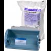 TASKI florzipBox 65, Einweg-Feuchtwisch- tücher (getränkt), Dispenser inkl. 1 Rl.