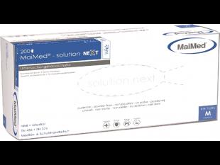 "Handschuh Nitril ""Solution Next"", puderfrei, unsteril"