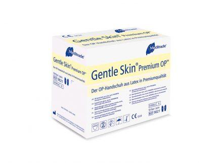 Maimed Gentle Skin Premium OP-Handschuh steril, Latex, Gr. 7.5, puderfrei,