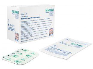 Wundschnellverband MaiMed porefix transparent steril