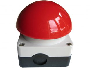 DAZA-wireless mushroom button Druckknopf 10 cm