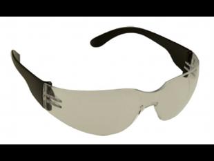 Universal Schutzbrille,schwarze Fassung, beschlagfreie Polycarbonatscheibe mit