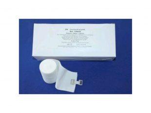 Transa-Ideal Classic, dauerelastische Binde, weiss, 4 cm x 5 m