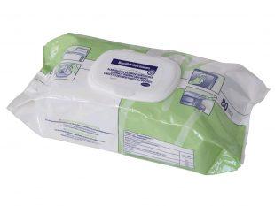 Bacillol 30 Tissues, Flow Pack, 80 Tücher im Pack, 180x200 mm