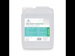 Descosept Sensitiv, alkoholische Flächendesinfektion, 10 Liter Bidon