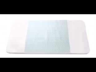 BED PADDIES, Inkontinenz Bettenunterlage mit Seitenflügeln, 85 x 90 cm