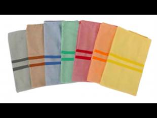 Laundries, Wäschesäcke aus Polyester gelb, 57.5 x 100 cm, 12 kg