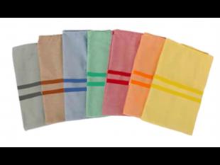 Laundries, Wäschesäcke aus Polyester grau, 57.5 x 100 cm, 12 kg