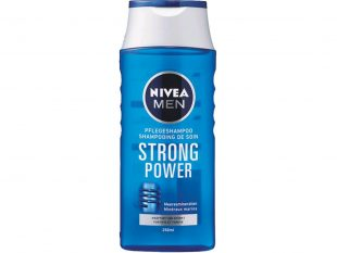 Nivea Shampoo 250 ml For Men Strong Power, kräftig das Haar