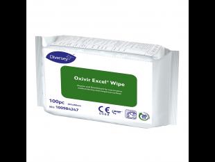 Reinigungs- und Desinfektionstücher Diversey DI Oxivir Excel Wipe, 12 x 100T