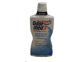 Odol med3, Mundspülung ohne Alkohol